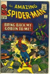 Amazing Spider-Man #027 © 1965 Marvel Comics