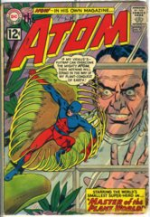 Atom #01 © July 1962 DC Comics