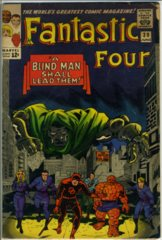Fantastic Four #039 © June 1965 Marvel Comics