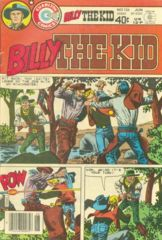 Billy the Kid #136 © June 1980 Charlton