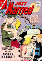 Just Married #29 © February 1963 Charlton
