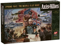Axis & Allies 1942 Spring 1st Edition