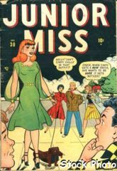 Junior Miss #30 © Summer 1948 Timely/Marvel