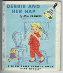 Ding Dong School Debbie and Her Nap © 1953 #201