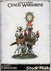 Slaves to Darkness Chaos Warshrine © 2016 GAW 83-17-NEW
