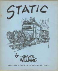 Gaar Williams Portfolio STATIC © 1930s Tribune