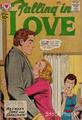 Falling in Love #043 © June 1961 Arleigh Publishing
