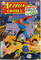 ACTION COMICS #357 © 1967 DC Comics