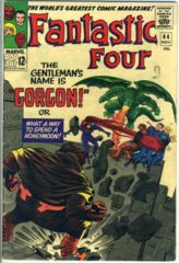 Fantastic Four #044 © November 1965 Marvel Comics