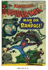 Amazing Spider-Man #032 © January 1966 Marvel Comics