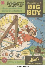 Adventures of the Big Boy #287 © 1981