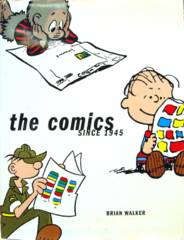 The Comics by Brian Walker (2002, Hardcover)