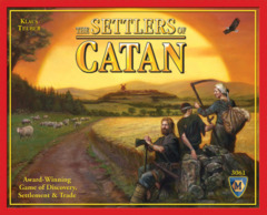Settlers of Catan © Mayfair Games