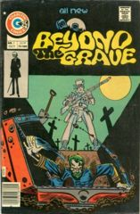 Beyond the Grave #2 © October 1975 Charlton