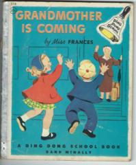 Ding Dong School Grandmother is Coming © 1954 Rand McNally #216
