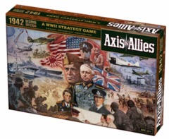 Axis & Allies 1942 2nd Edition © 2012