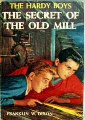 HARDY BOYS SECRET OF THE OLD MILL #3 © 1962