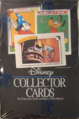 Disney Collector Cards Booster Box © 1991 Impell
