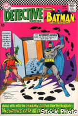 Detective Comics #364 © June 1967 DC Comics