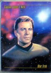 STAR TREK MASTER SERIES Card Set © 1993 Skybox