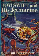 TOM SWIFT Jr. and his JETMARINE #2 © 1954 Blue Back