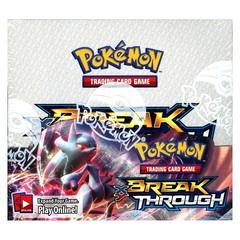 XY BREAKThrough Booster Box