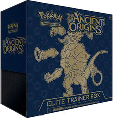 XY Ancient Origins Elite Trainer Box