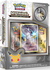 Mythical Pokemon Collection - Arceus Box Set *Pokemon Generations Boosters*