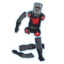 Monty Python: Black Knight Magnet