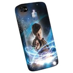 Doctor Who Eleventh Doctor IPhone 4 Case