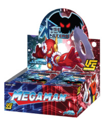 BP Mega Man Rise of the Masters Booster Pack