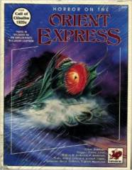 Call of Cthulhu Horror on the Oriental Express