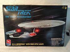 Star Trek The next Generation U.S.S. Enterprise With Fiber Optics (Amazon)