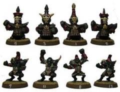 Blood Bowl Chaos Dwarf Team
