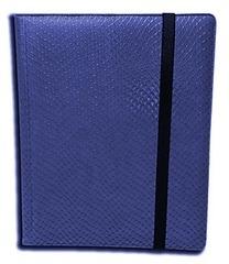 The Dex Binder 9 - Dark Blue