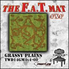 F.A.T.  4x4 Mat Grassy Plains