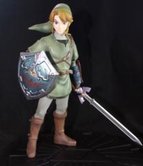The Legend of Zelda Twilight Princess Statue