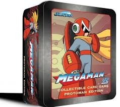 Megaman TinCase Protoman Edition