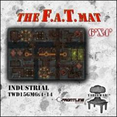 the f.a.t. mat industrial 6x4