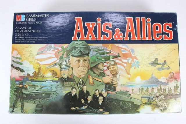 Axis Allies:1942 original