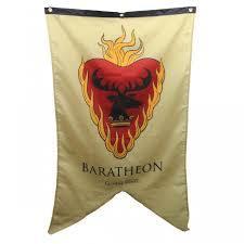 Game of Thrones Baratheon Banner