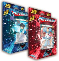 Mega Man Rise of the Masters Starter Deck Mega Man