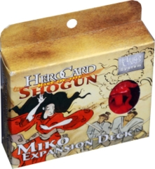 HeroCard: Rise of the Shogun-Miko Expansion