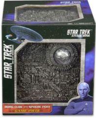 Star Trek Attack Wing - Borg Cube w/Sphere Port