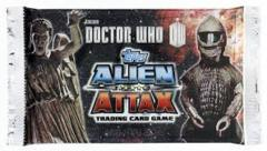 Dr Who Alien Attax Booster pack