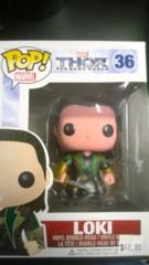 Funko Pop! Marvel - Thor The Dark World - Loki #36 (Bobble-Head)