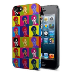 Doctor Who 11th Warhol Treatment Iphone 5 Case