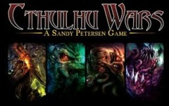Cthulhu Wars: The Primeval Earth Map Expansion