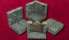 Dwarven Forge Dungeon Tiles GT1-1U