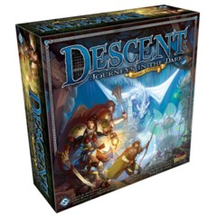 Descent: Journeys in the Dark, 2nd Ed.